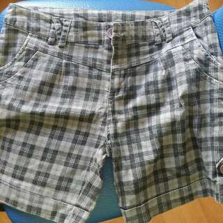 Checkered Surfers Paradise Shorts