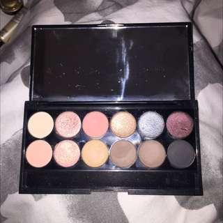 Sleek Mineral Eyeshadow Palette
