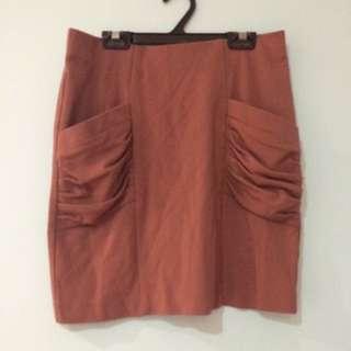 ASOS Pocket Skirt
