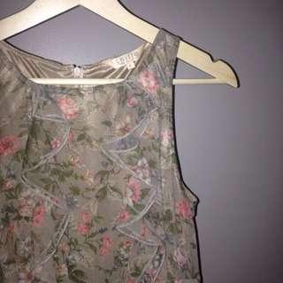 Shilla Pretty Vintage Dress