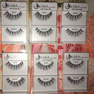 RED CHERRY & KARA LASHES