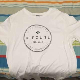 Ripcurl T Shirt - White