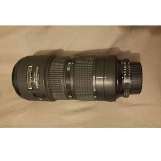 Nikon 80-200mm f2.8d