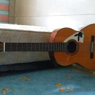 Gitar Akustik Yamaha Ori