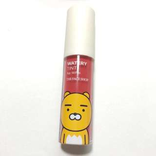 The Face Shop Watery Tint 唇露