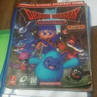Dragon Warrior Monster Guide