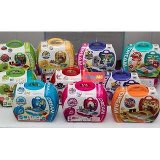 Educational Toys - Suitcase Toy Set