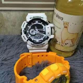 代購正品Casio G-shock Baby-g運動手錶 手錶禮物ga-110