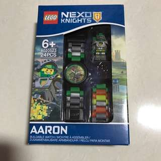 Nexo Knights Buildable Watch