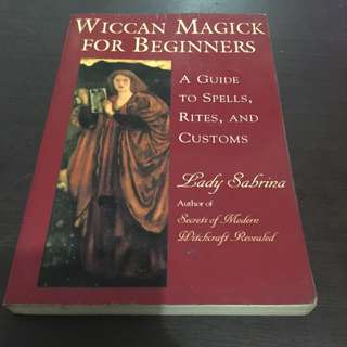 WICCAN Magick For Beginners