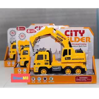 Trucking Toy - City Builder