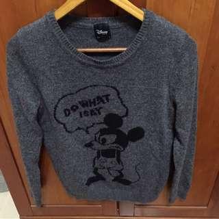 🚚 LOVFEE 迪士尼米奇針織上衣