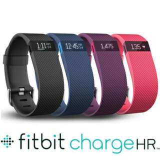 FITBIT CHARGE HR 智慧手環