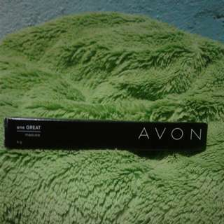 One Great Mascara AVON ( brown )