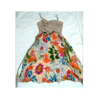 Petit Monde Summer Dress