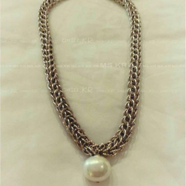 韓組珍珠項鍊