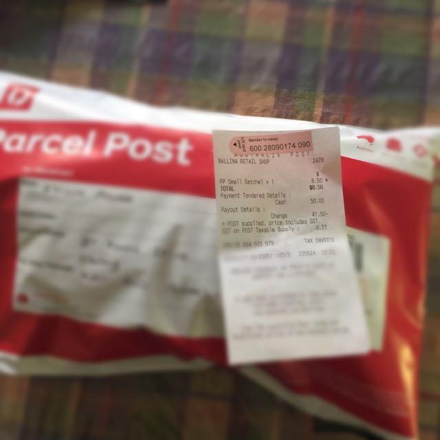 :) Postage * Proof*