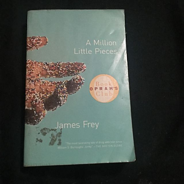 REPRICED! A Million Little Pieces By James Frey