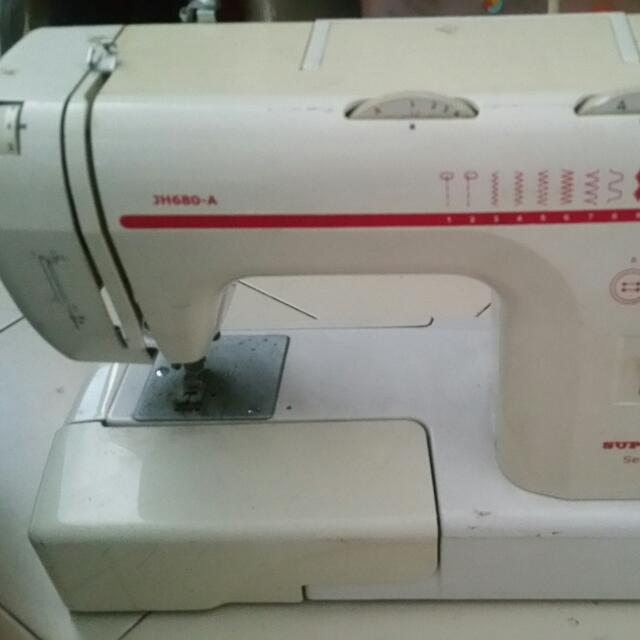 Acme Sewing Machine Design Craft Craft Supplies Tools On Carousell Extraordinary Acme Sewing Machine