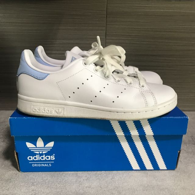 Adidas Stan Smith Japan Edition Baby Blue Tab Worn   Nmd Ultraboost Boost  Bape Woman Ladies Heel Melissa Gucci face7dfd68