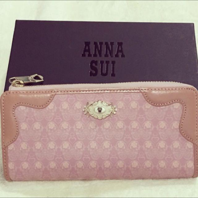 Anna Sui 皮夾