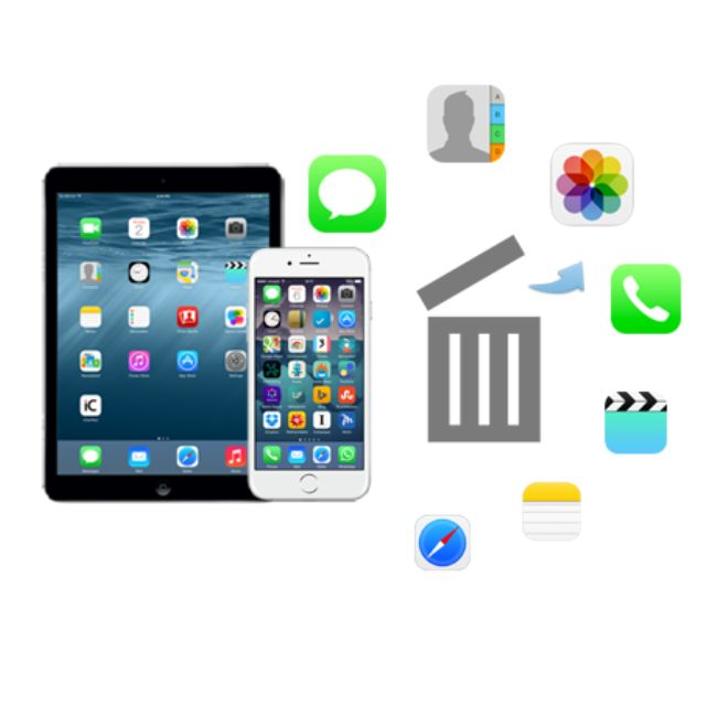 Apple iOS iPhone, iPad, iPod Data Recovery Service (recover lost contacts,  text messages, photos, videos, notes, WhatsApp, Viber, etc)