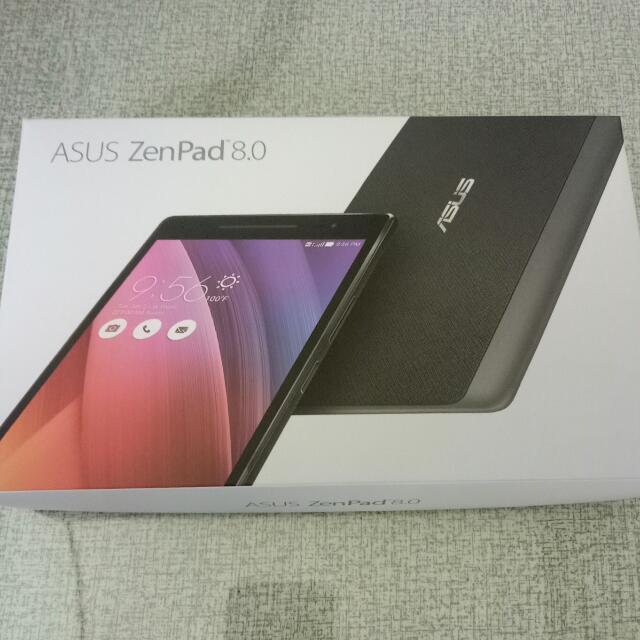華碩ASUS ZenPad 8(Z380KL)拆封新品