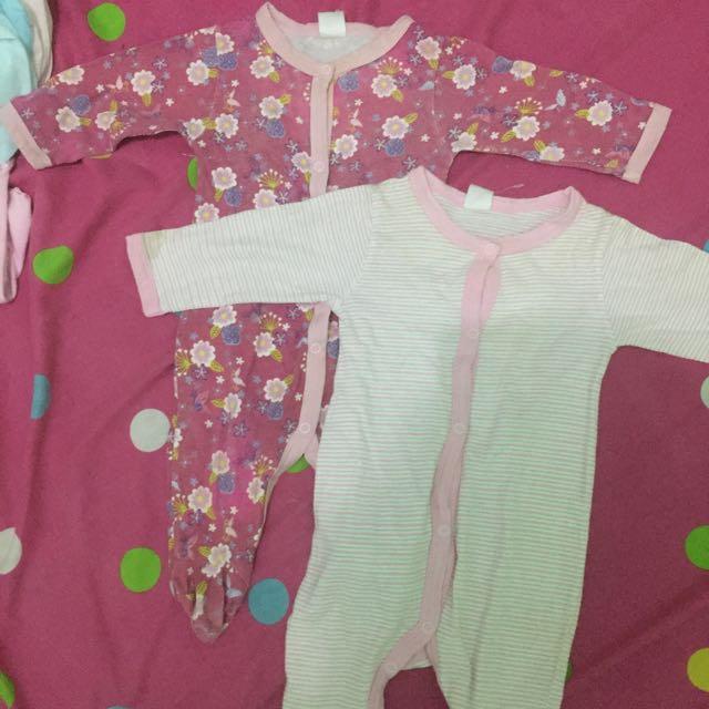 Baju Tidur Bayi 6bulan
