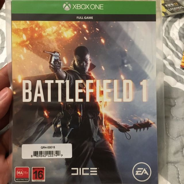 Battlefield 1 Full Game Download Xbox 1