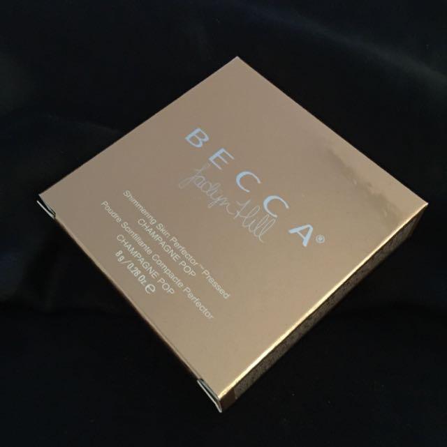 Becca X Jaclyn Hill Champagne Pop