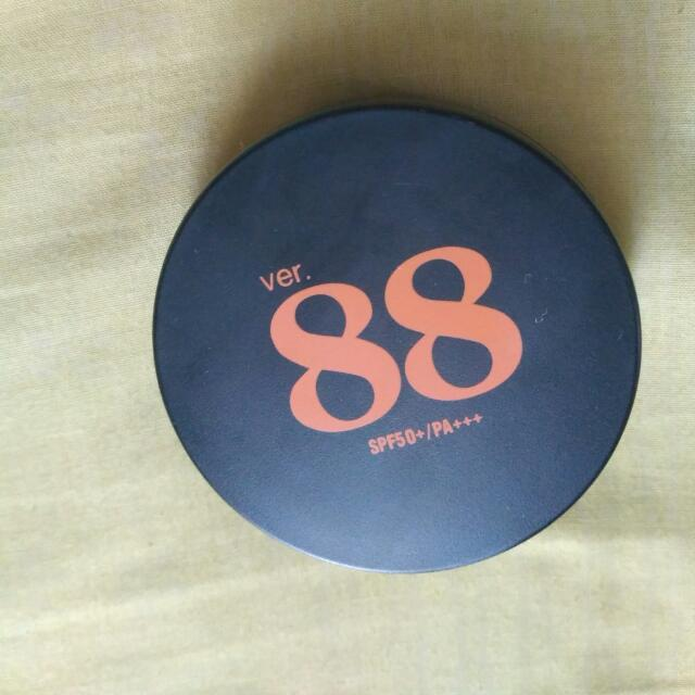 Bedak Ver.88 Bounce Up Pact