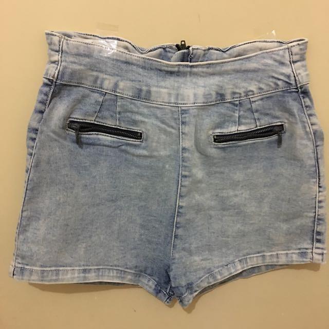 Bershka High Waist Pants