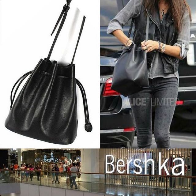 BERSHKA pain drawstring ORIGINAL