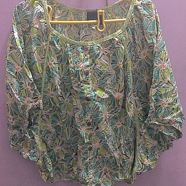 Blouse By Cool