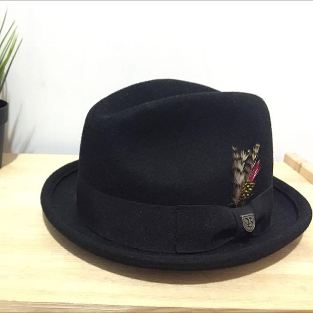Brixton 經典紳士帽
