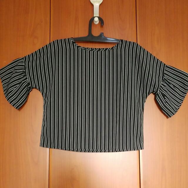 CottonInk Bell Sleeve