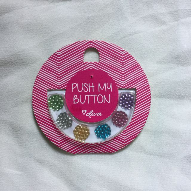 Diva Homebutton For iPhone4/4s/5/5c