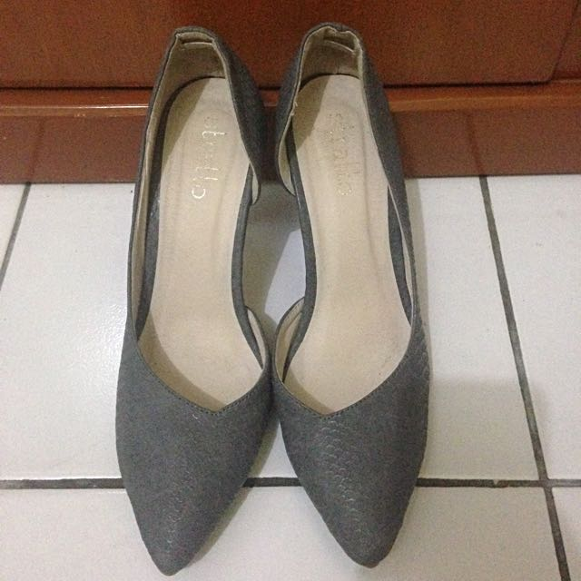 D'Orsay Heels Stratto