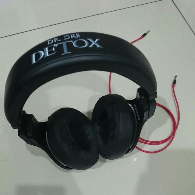 Dr Dre Headphone Harga Baru 750rb, Now Only 250rb