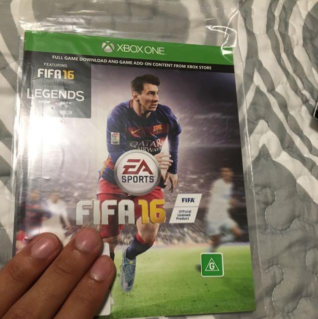 Fifa 16 Download Code Xbox 1