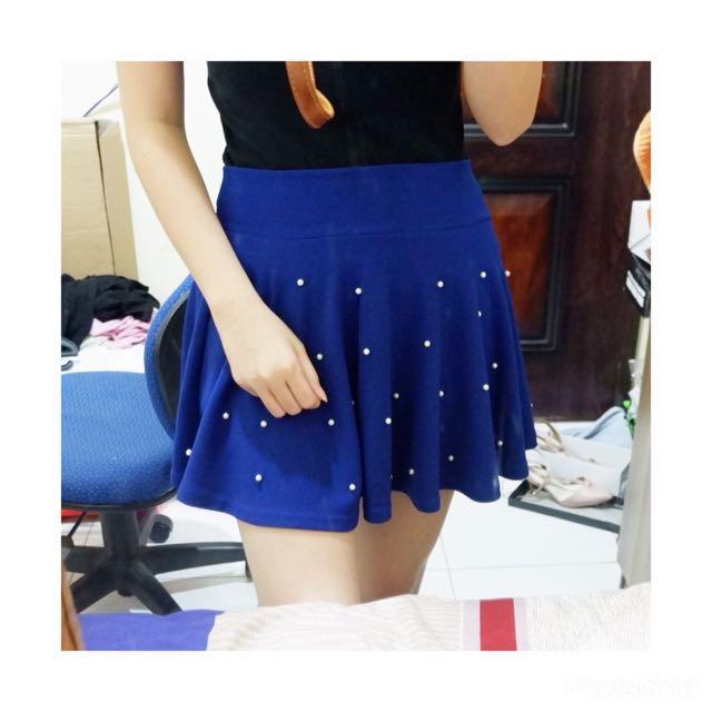 Flare Skirt Pearl