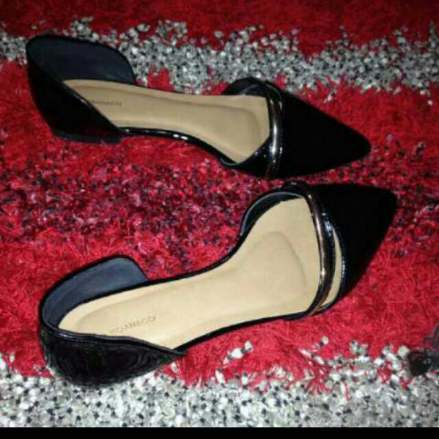 flat shoes urban'co semula 100k