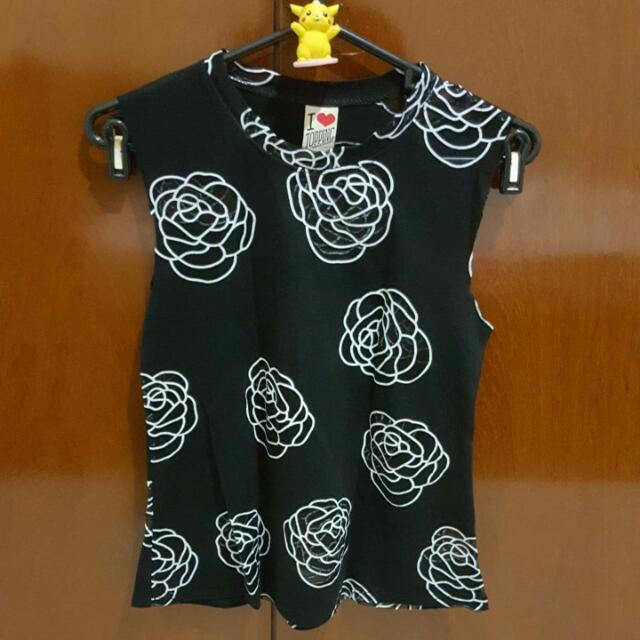 FLOWER TOP NEW