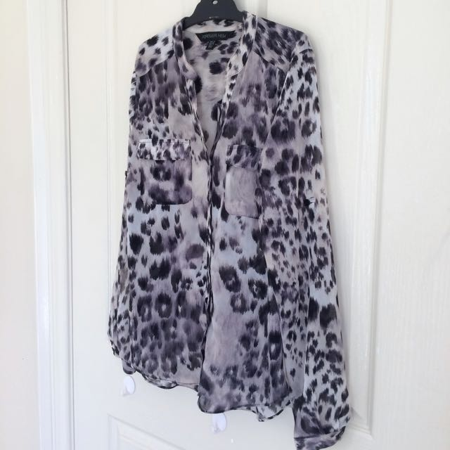 Forever New Blouse Size 8