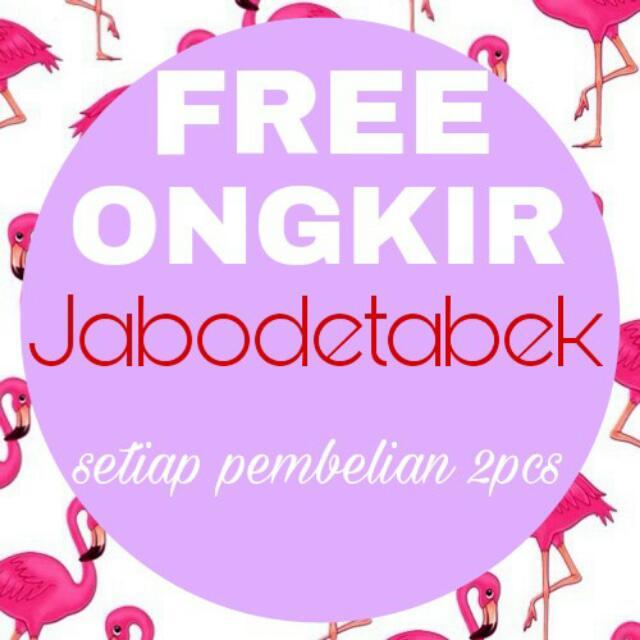 FREE ONGKIR!
