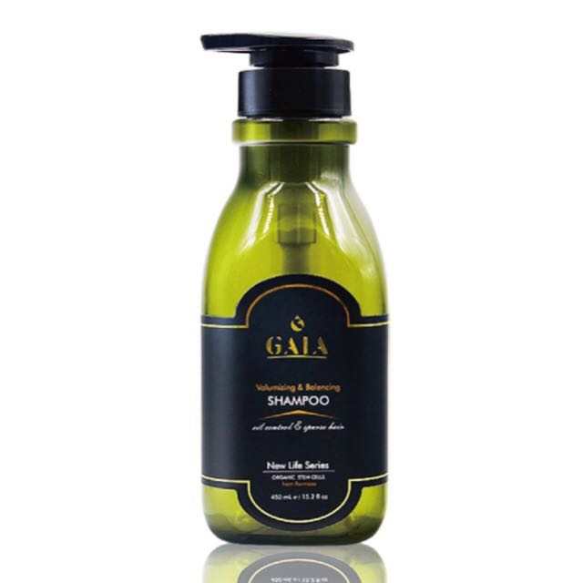 GAIA 豐盈淨化 洗髮精 200ml (抗油、稀疏髮)
