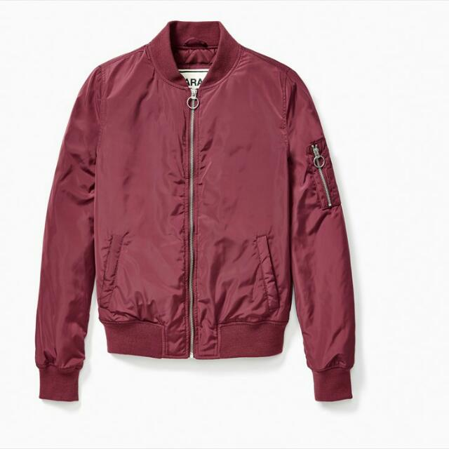 Thick Garage Bomber Jacket