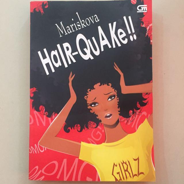 Hairquake - Mariskova