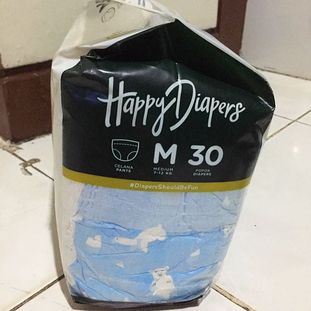 Happy Diapers Size M