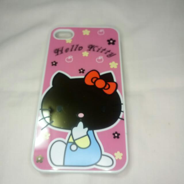 hello kitty iphone 4/4s hardcase